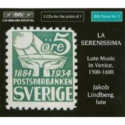 La Serenissima: Lute Music in