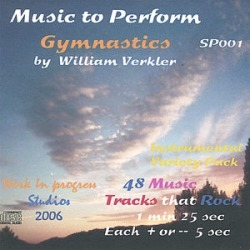 Music to Perform Gymnastics found on Bargain Bro from Deep Discount for USD $16.78