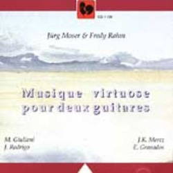 Virtuoso Music for 2 Guitars