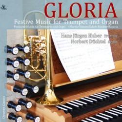 Gloria - Festive Music for Trumpet & Organ