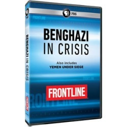 Frontline: Benghazi In Crisis found on Bargain Bro Philippines from Deep Discount for $18.70