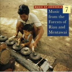 Music from Indonesia 7 / Various found on Bargain Bro India from Deep Discount for $14.66