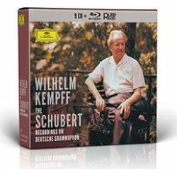 Complete Schubert Solo Recordings on Deutsche Gram