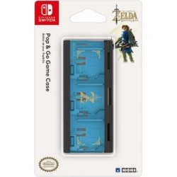 HORI POP & Go Game Case - Zelda Edition for Nintendo Switch found on Bargain Bro Philippines from Deep Discount for $9.92