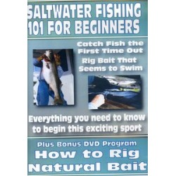 How To Rig Natural Baits and Fishing 101 For Beginners found on Bargain Bro India from Deep Discount for $21.41