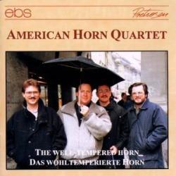 Well-Tempered Horn: Bach, Lotti, Telemann, Et Al