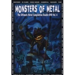 Vol. 6-Monsters of Metal (IMPORT) found on Bargain Bro India from Deep Discount for $13.10