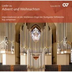 Organ Improvisations on Advent & Christmas Music