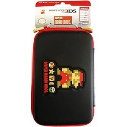 Hori Super Mario Retro Hard Pouch - Case for Nintendo 3DS