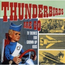 Thunderbirds Are Go - TV Themes / Various (IMPORT) found on Bargain Bro India from Deep Discount for $10.30