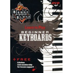 House of Blues Beginner Keyboards