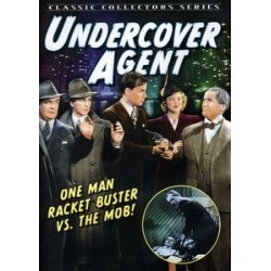 Undercover Agent found on Bargain Bro from Deep Discount for USD $5.38