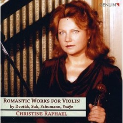Romantic Works for Violin