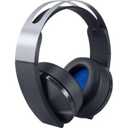 PlayStation Platinum Wireless Headset for Sony PlayStation 4