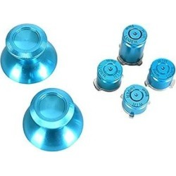 Game Bully Aluminum Buttons & Analog Sticks: Blue for Xbox One found on Bargain Bro India from Deep Discount for $7.63