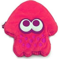 Hori Splatoon 2 Plush Pouch: Pink for Nintendo Switch