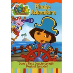 Dora's Pirate Adventure found on Bargain Bro Philippines from Deep Discount for $6.45