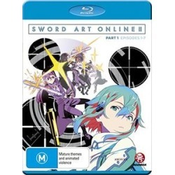 Sword Art Online 2 Part 1 (IMPORT)