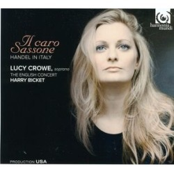 Il Caro Sassone: Handel in Italy found on Bargain Bro India from Deep Discount for $16.03