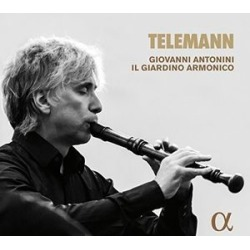 Telemann: Music for Recorder