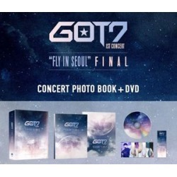 GOT7 1st Concert Fly In Seoul Final (IMPORT)