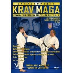 Krav Maga Encyclopedia Examination Program For Yellow Belt, Vol. 4
