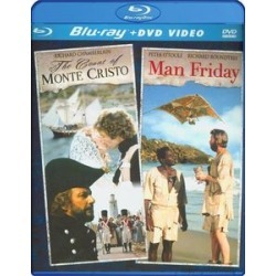 The Count of Monte Cristo / Man Friday found on Bargain Bro India from Deep Discount for $18.34