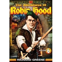 The Adventures of Robin Hood: Volume 6 found on Bargain Bro India from Deep Discount for $6.18
