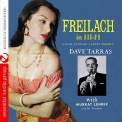 Freilach in Hi-Fi: Jewish Wedding Dances 1 found on Bargain Bro India from Deep Discount for $11.21