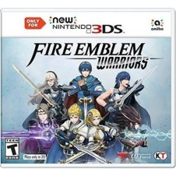 Fire Emblem Warriors for New Nintendo 3DS found on Bargain Bro India from Deep Discount for $38.17