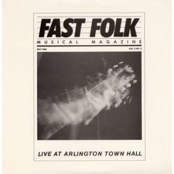 Fast Folk Musical Magazine (5) Live at 2 / Various
