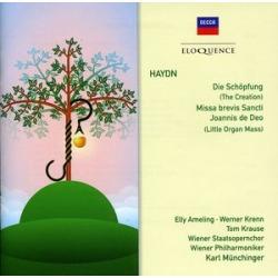Haydn: Creation / Little Organ Mass (IMPORT)
