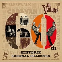 The Ventures 60Th Anniversary Best Album (IMPORT)