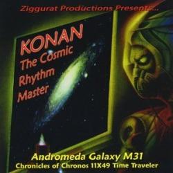 Andromeda Galaxy M31 Chronicles of Chronos 11X49 T