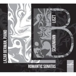 Romantic Sonatas Played By Lazar Berman found on Bargain Bro India from Deep Discount for $17.34