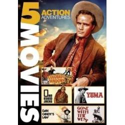 5 Movies: Action Adventures