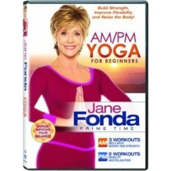 Jane Fonda Am / Pm Yoga for Beginners