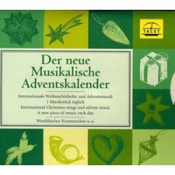 New Musical Advent Calendar
