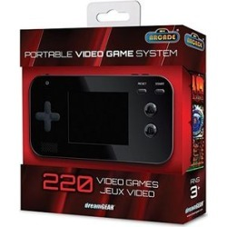 My Arcade Gamer V: Portable Gaming System - Black found on GamingScroll.com from Deep Discount for $28.08