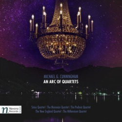 Michael G. Cunningham: An Arc of Quartets found on Bargain Bro Philippines from Deep Discount for $15.61
