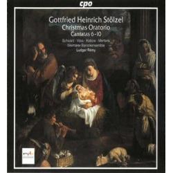Christmas Oratorio 6-10