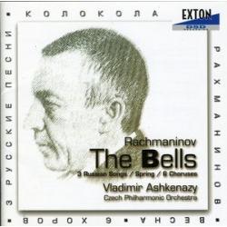 Rachmaninov: The Bells-3 Russian Songs Spring & 6 (IMPORT)
