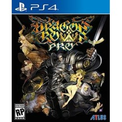 Dragon's Crown Pro for PlayStation 4