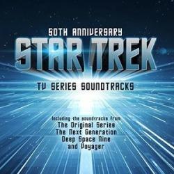 Star Trek - 50th Anniversary: TV Series Soundtrack (IMPORT)