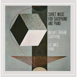 Soviet Music For Saxophone and Piano found on Bargain Bro India from Deep Discount for $15.86