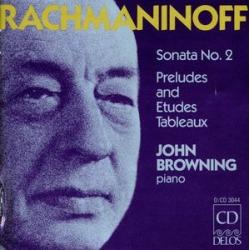 Piano Sonata 2 / Preludes