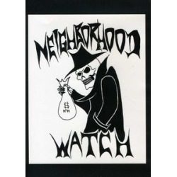 Neighborhood Watch found on MODAPINS from Deep Discount for USD $13.00