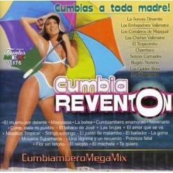 Cumbia Reventon: Cumbiambero Mega Mix found on Bargain Bro India from Deep Discount for $11.39