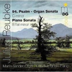 Organ Sonata in C minor / Piano Sonata B Flat