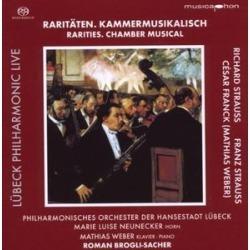 Rarities-Chamber Musical